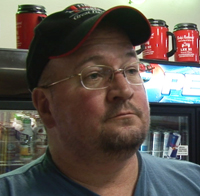 Darrell Lewis - Truck driver, owner-operator
